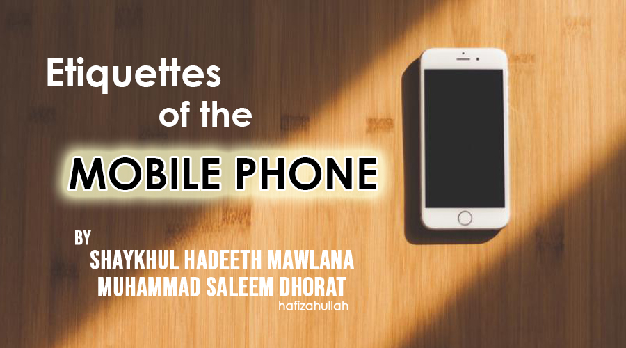 Etiquettes Of Using A Mobile Phone 2