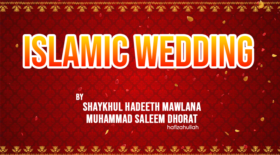 Islamic Wedding 2
