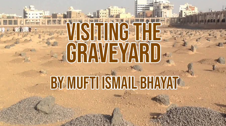 Visiting The Graveyard 2